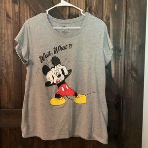 Disney Mickey Mouse Novelty T-Shirt